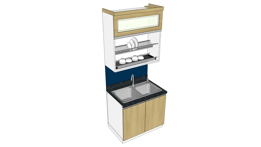 Sink & Cabinet-002
