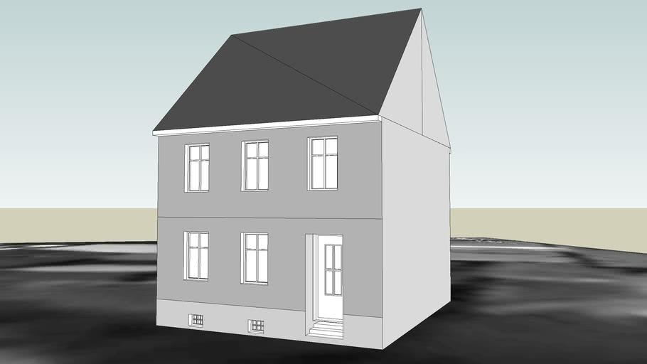 TENEMENT HOUSE ON 20 MARCINKOWSKIEGO STREET IN BYDGOSZCZ