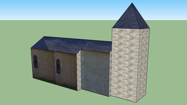 Cuissai - l'Eglise