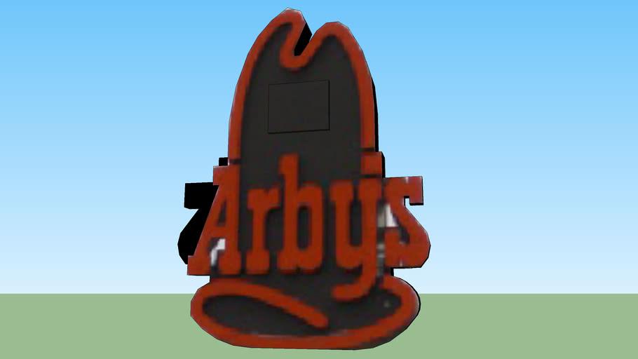 arby's drive thru sign 1