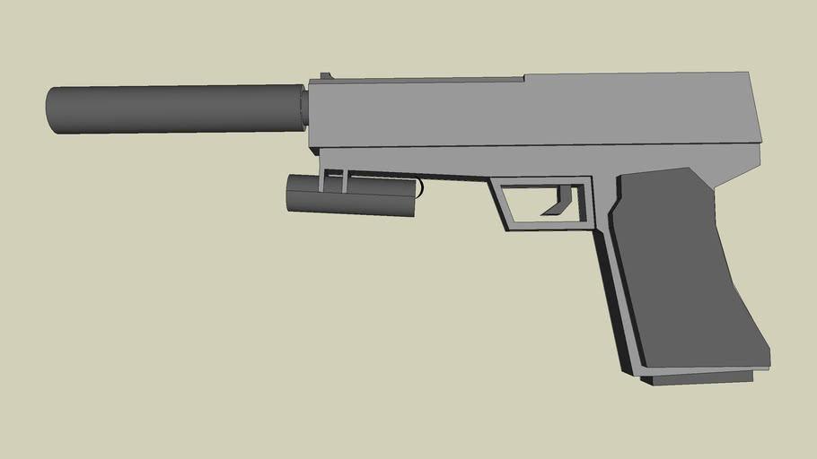 1st gun