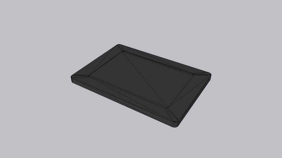 Samsung Galaxy Tab A 9.7 VESA 100 VidaMount Secure Tablet Enclosure