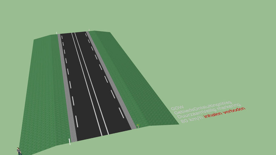 Sustainable road