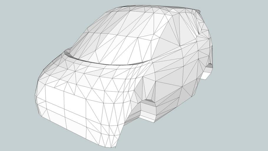 Citycar template