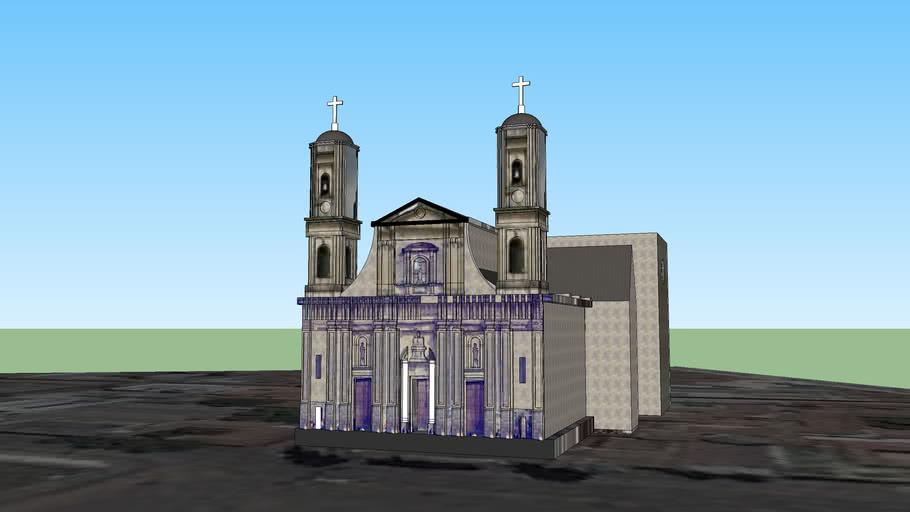 CHURCH IN CUNDIMARCA BOGOTA COLOMBIA