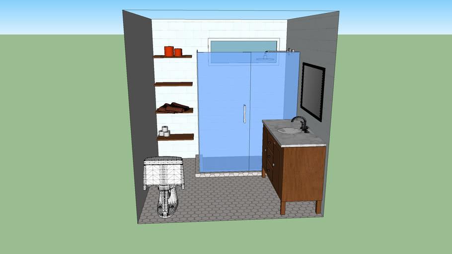 Marasco Master Bathroom Option 2