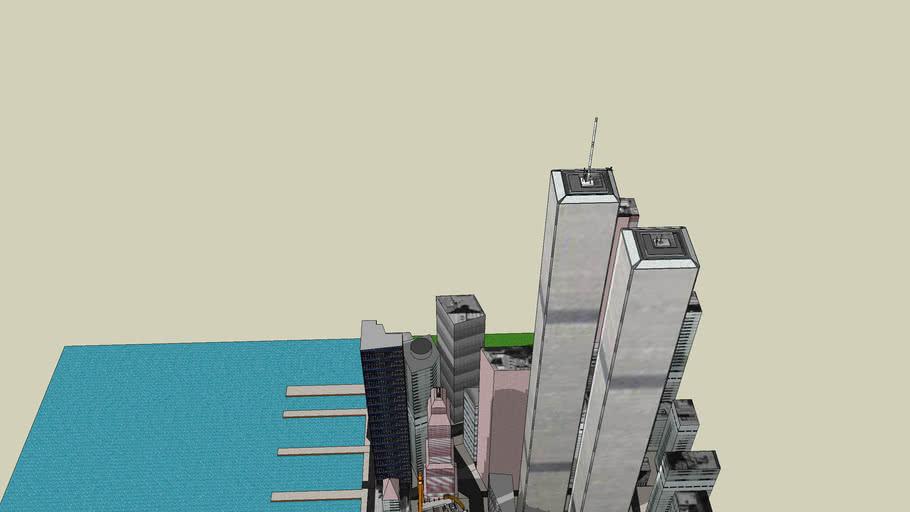 new york world trade centre