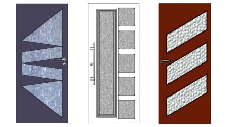 portes d'entrée - front doors