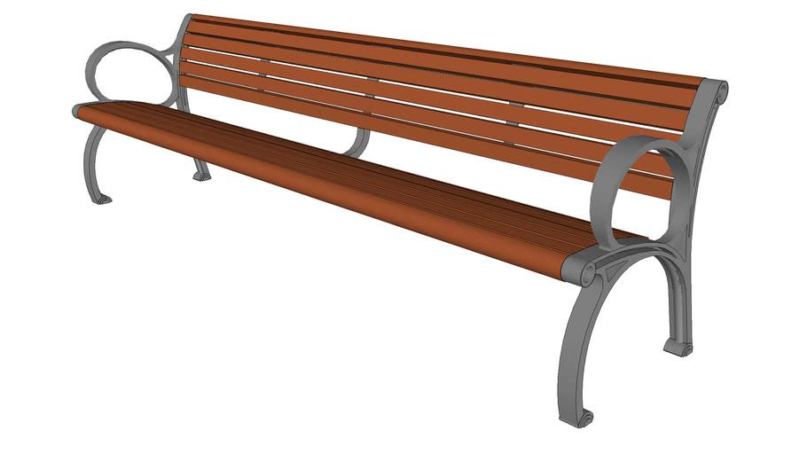 Plainwell Bench