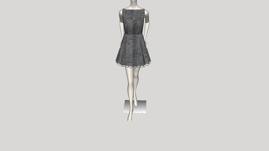 Dressed Retail Mannequin