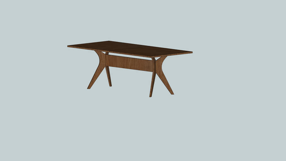 Scan Design Audrey Dining Table