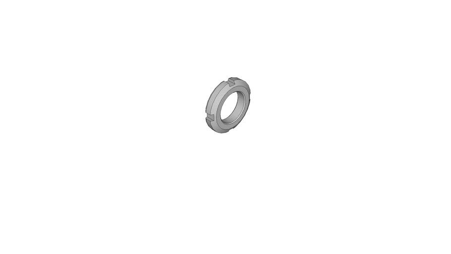 05580046 Locknuts DIN 981 KM 4