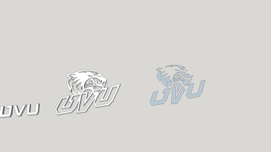 UVU Logos