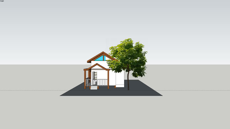 TINY HOUSE 3D