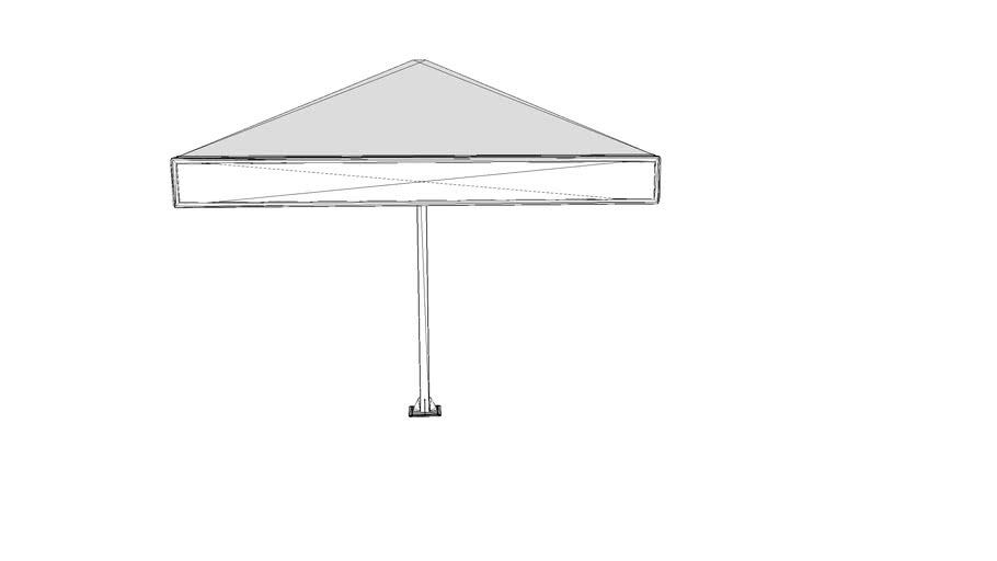 www.indemanddrawingoffice.co.za AlfrescoTension Umbrella Shade