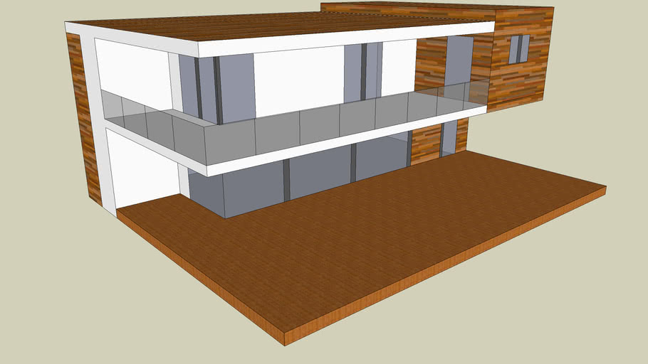 Designer Haus -- Made by SketchUpBoys