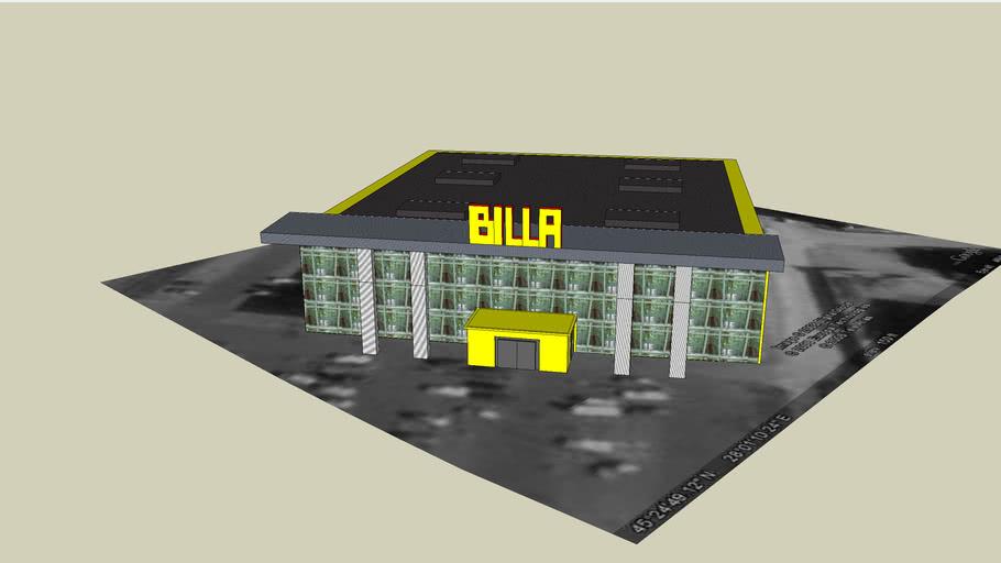 Billa Supermarket by Savage