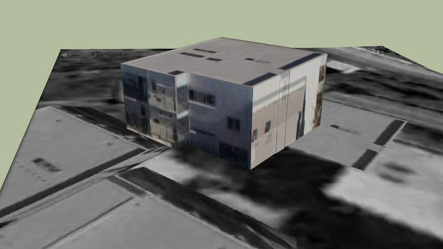 Building in Nees Esties 18 Zografou, Greece