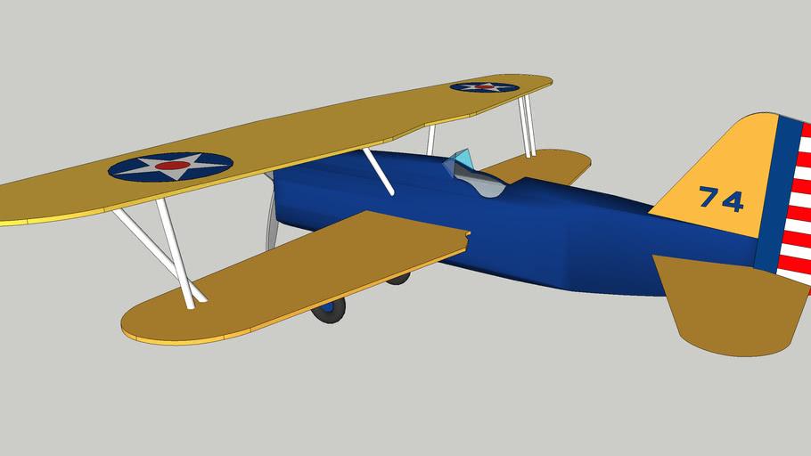 Curtiss Hawk P6E