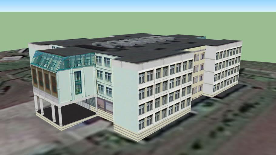 Школа № 2007 матем., физ