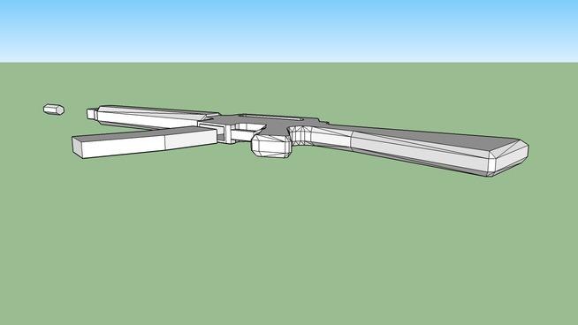 M16 for pepakura designer