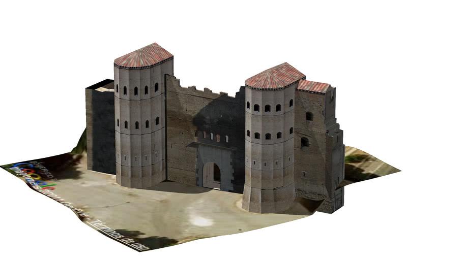 Puerta Asinaria (murallas aurelianas - Roma)