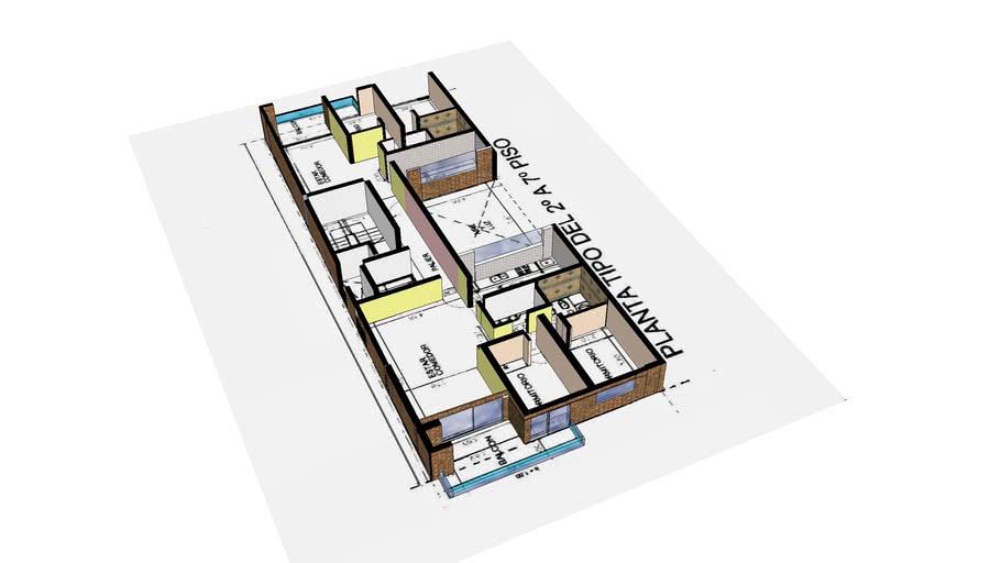 Proyecto Edificio GALATEA