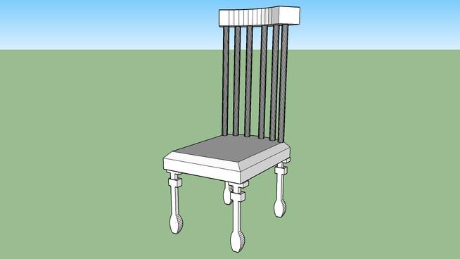 The Grandpa Chair