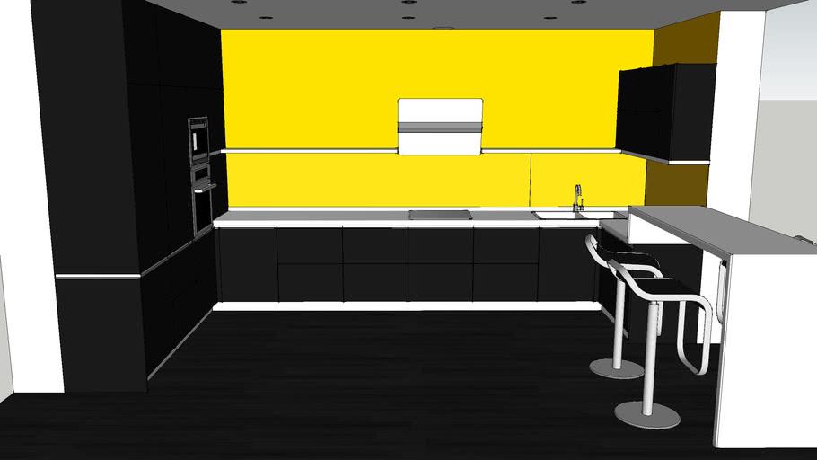FH028K: Кухонный гарнитур