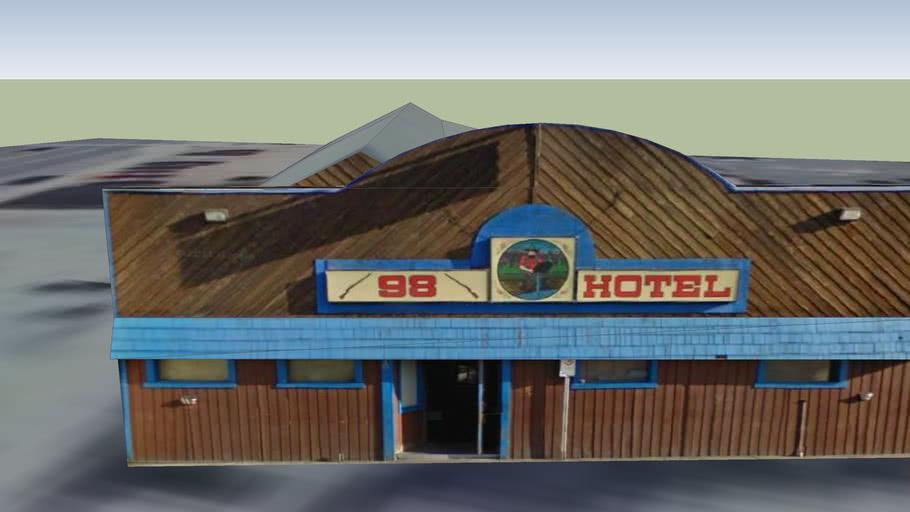 Whitehorse 98 Hotel