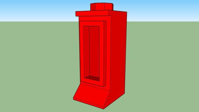 LEGO RETRO WINDOW 1X1X2