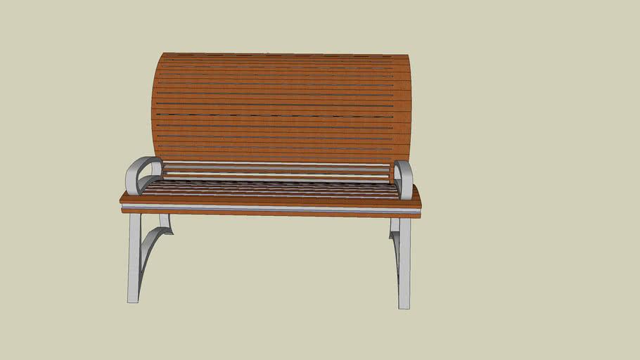Chair Bank Sandalye