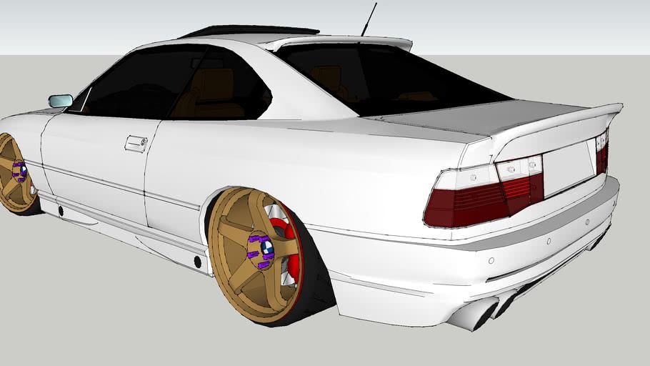 BMW 8 E31 HULEGAN13