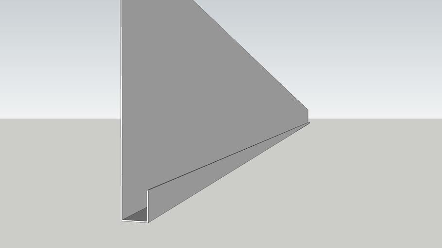 MTI Edge Metal (MEM 3168) Metal Termination
