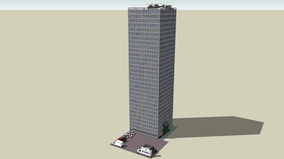 KVNU Building