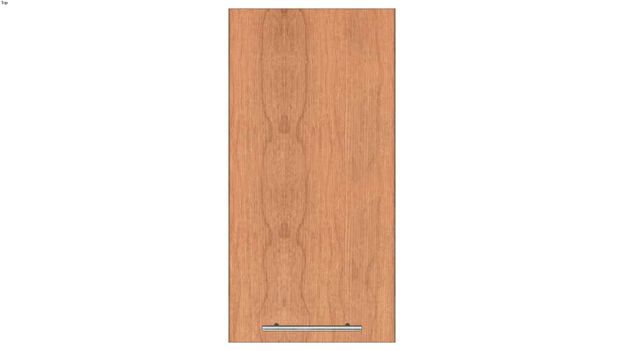 Wall Single Door 30Hx15D