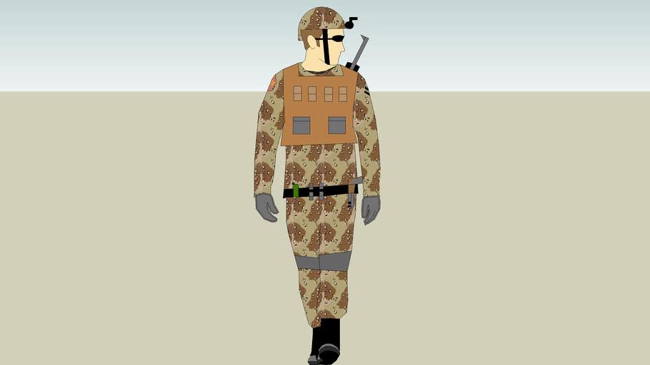 Soldier Bryce