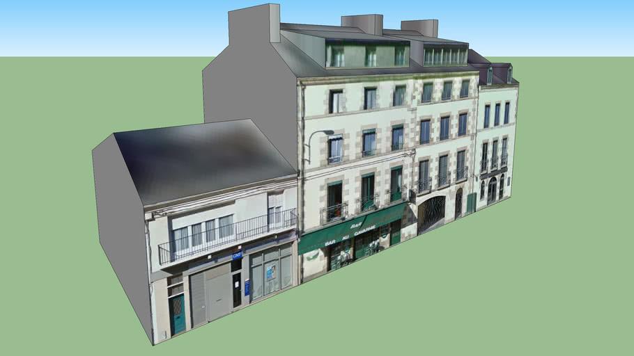 Commerces & Habitations - Quimper