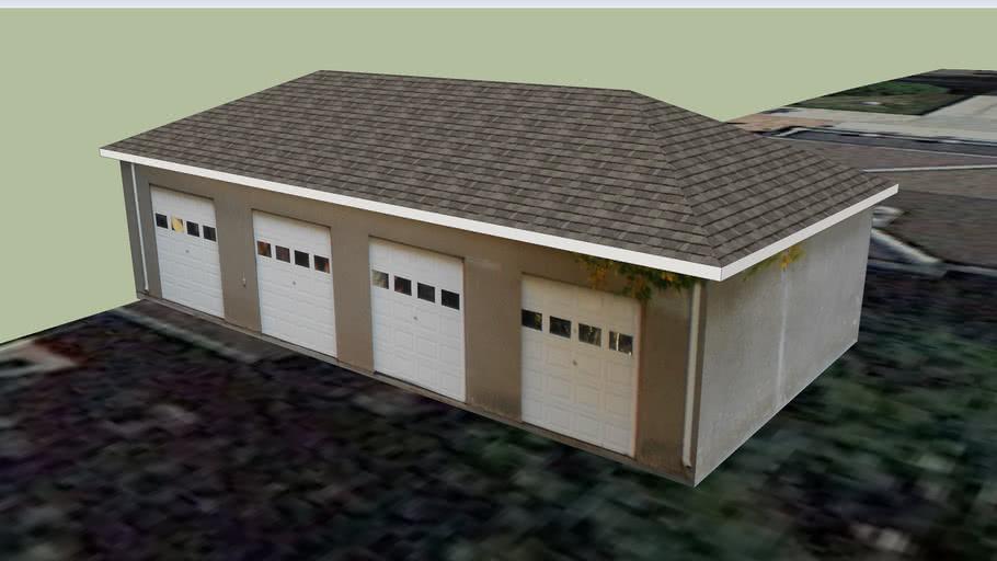 SDSU Wacota Garage