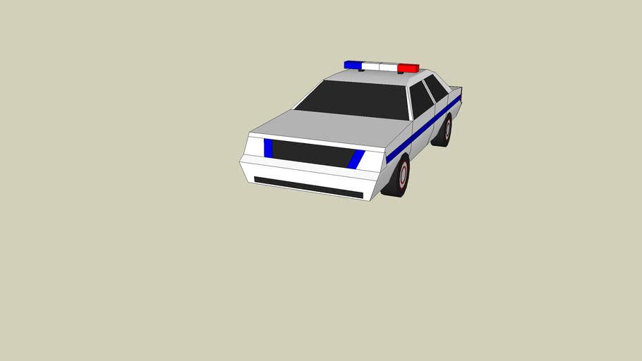 auto de police