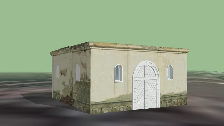 Tomb of Rabbi Yaakov Abuhatzeira
