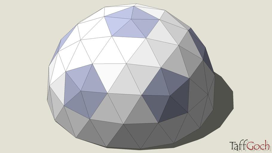 Geodesic Dome • 3V