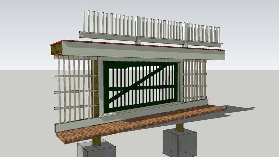 Lattice Gate Redux