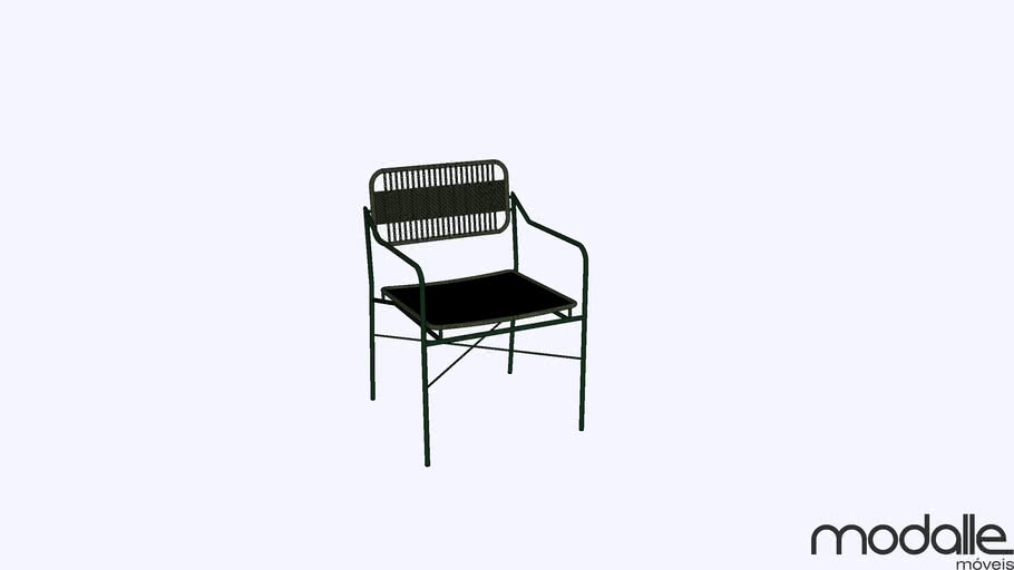 Cadeira Sol - Corda