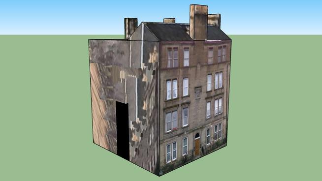 Building in Edinburgh, UK
