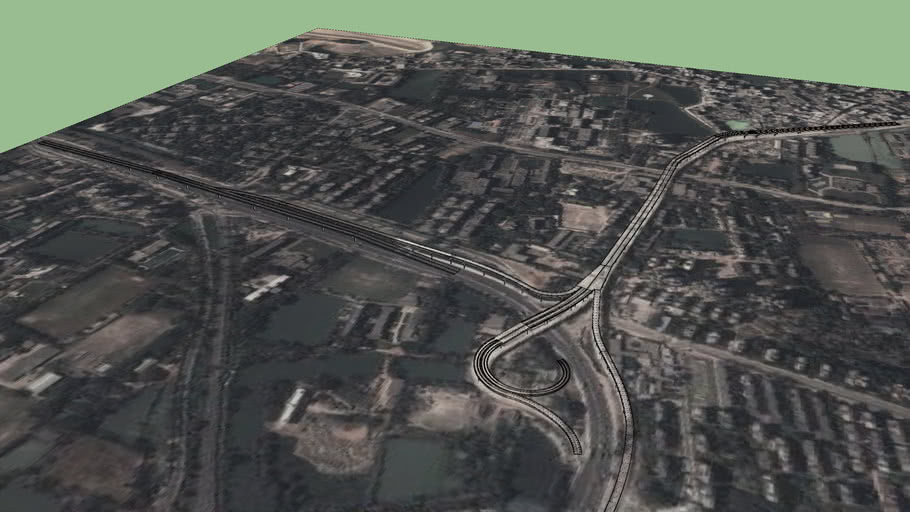 Mirpur Flyover