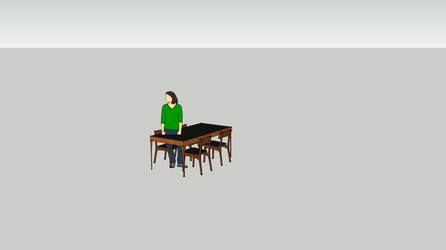 Mesa Verdesign 180x90