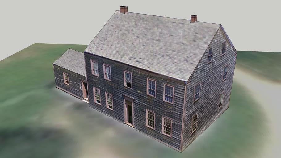 King's Landing Historical Settlement - House