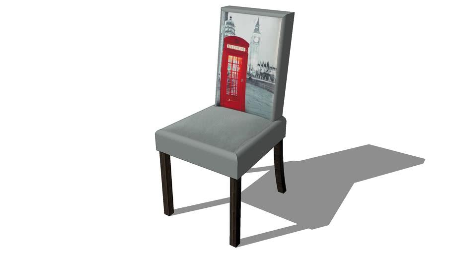 Margaux, la housse de chaise Maisons du monde. Réf: 115.955 Prix: 29 €