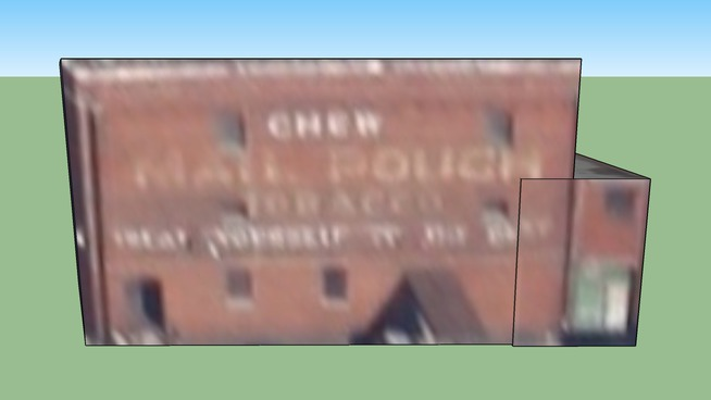 Building in Parkersburg, WV 26101, USA